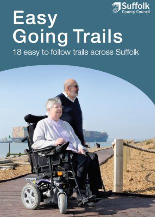 Easy going trails cover image