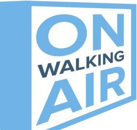 Walking on Air logo