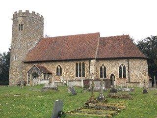 Pentlow Church