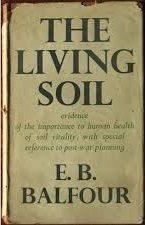 The Living Soil cover