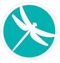 Broads Authority dragon fly logo