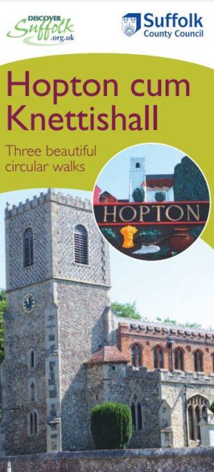 Hopton cum Knettishall leaflet