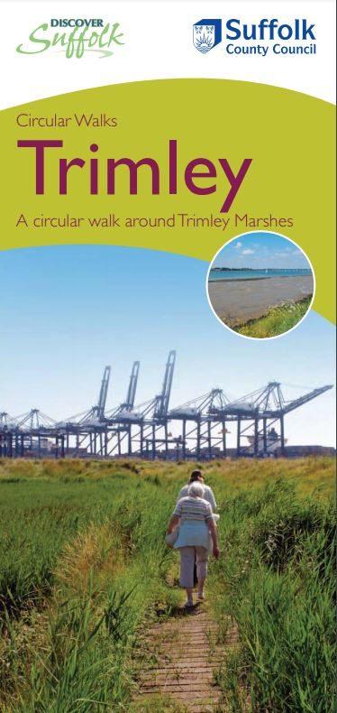 Trimley Marshes leaflet