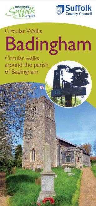 Badingham leaflet