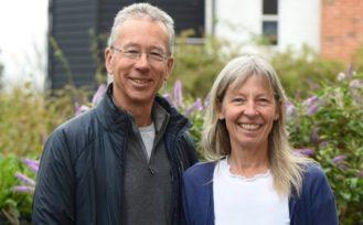 Alan and Christine Collett